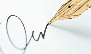 wet-ink-signature